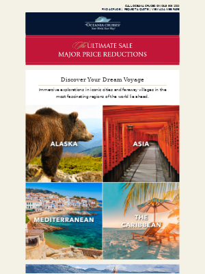 Discover Your Dream Voyage (With The Ultimate Value)