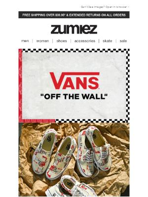 🍒 VANS EVERYTHING // New Kicks, Tees & Hoodies
