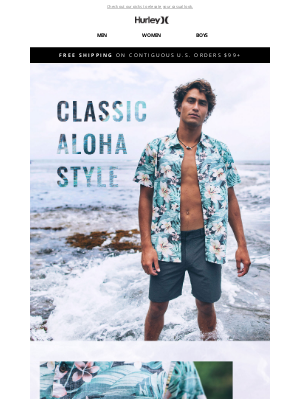 Hurley - Cool Styles Inside