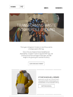 Arc'teryx - New Life: Explore Our Upcycled Collection And More