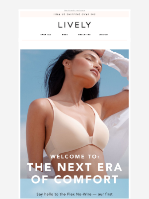Lively - THIS BRA Is Like Magic