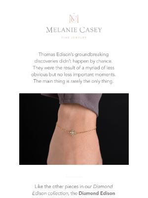 Melanie Casey - Our freshest bracelet design is here! 💫