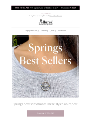 Allurez - These Styles On Repeat 👌