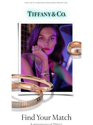 Tiffany & Co. - X Marks the Spot: New Atlas X