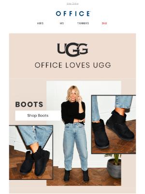 OFFICE Shoes (UK) - Office loves UGG