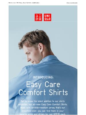 Guys, meet your new favorite work shirt