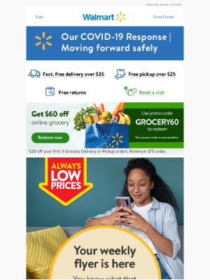 Walmart (CA) - Your weekly flyer is here 🙂