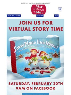 Boscov's - Check Out Our Virtual Events This Week