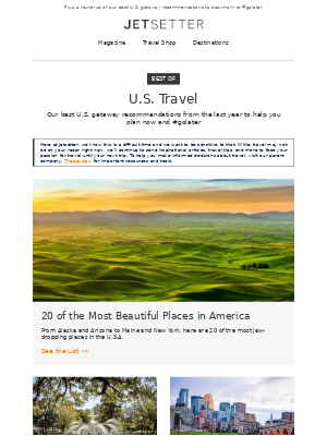 20 of the Most Beautiful Places in America