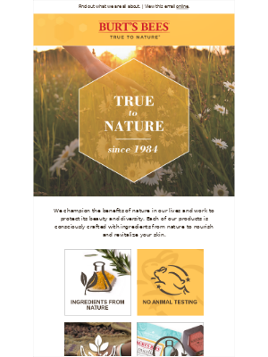 How we bring you the world's best natural products.
