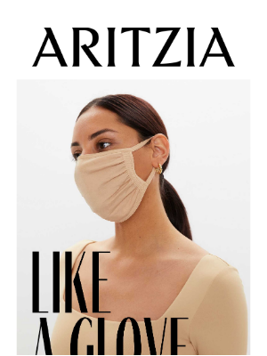 Aritzia (CA) - They're here: Seamless Face Masks