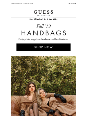 New Bags & More Little Luxuries