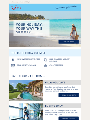 TUI (UK) - Book with confidence this summer