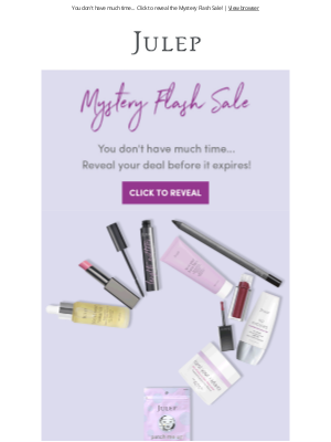 Julep - 🤔See how much you'll save (time is limited)!