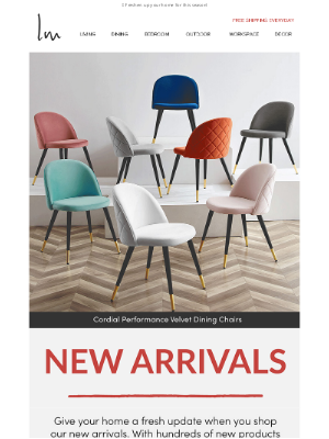 Lexmod - Discover Our New Arrivals 😄