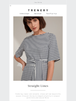Our new favourite stripes