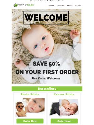 Welcome to Winkflash.com!