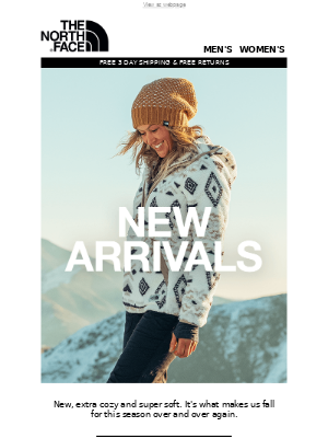 New styles are here