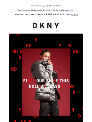 DKNY - Bundle Up And Save 35% Off Sitewide