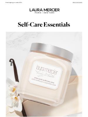 Laura Mercier Cosmetics - Treat Yourself To Luxurious Bath & Body