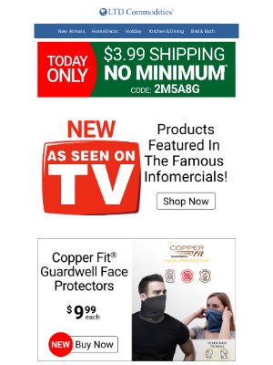 LTD Commodities - NEW As Seen On TV Products