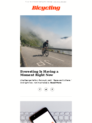 Everesting Is Having a Moment Right Now