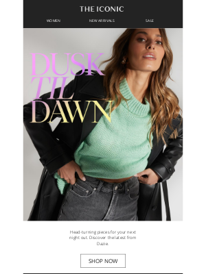 Don't miss this newness from Dazie