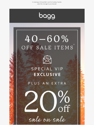 baggallini - Up to 60% off all sale + extra 20% off!