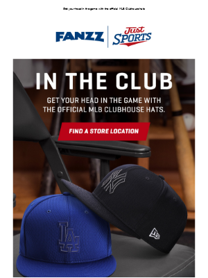 Utah Jazz - NEW: MLB Clubhouse Hats Are Here