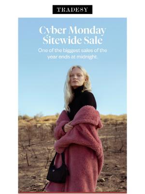 Tradesy - CYBER MONDAY: $200 OFF EVERYTHING