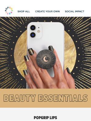 PopSockets - Beauty Essentials have dropped