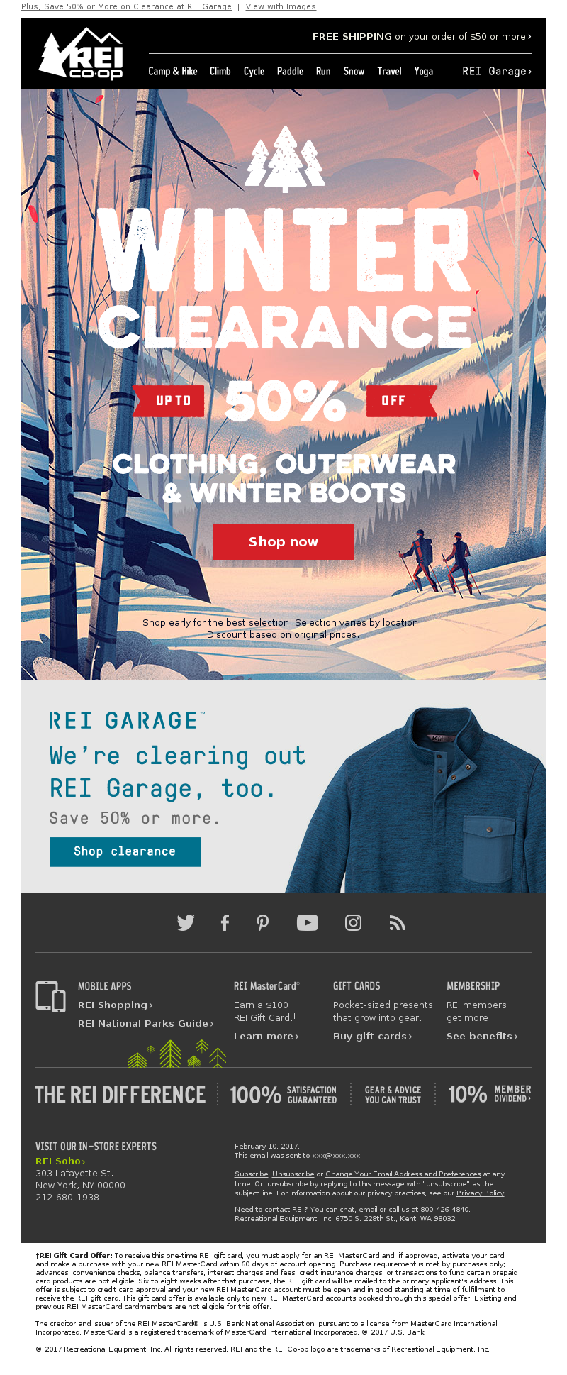Plus, Save 50% or More on Clearance at REI Garage | View with Images REI CO