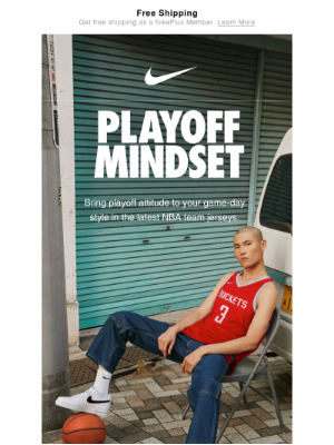 Show your NBA playoff attitude