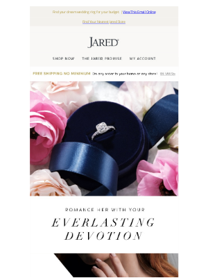 Jared - Shop the latest bridal ring designs from Jared!