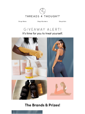 Threads For Thought - 💛 WELLNESS GIVEAWAY 💛