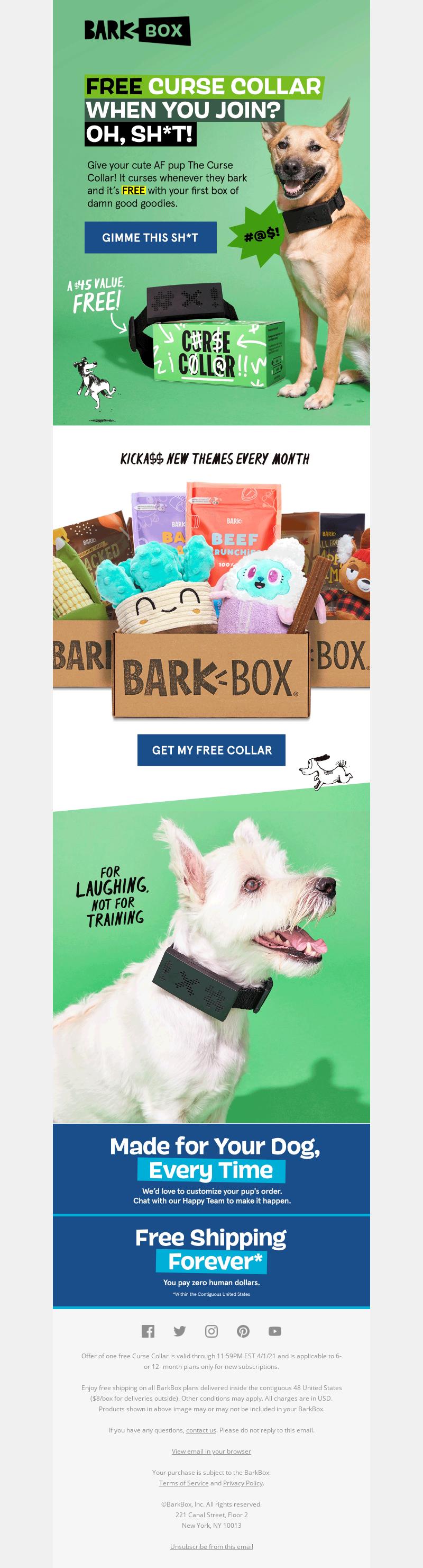BarkBox - 🤬⚠️ FREE UPGRADE MOTHERPUPPERS
