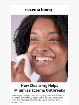 Eczema Honey Co - 🧼 How Cleansing Helps Minimize Eczema Outbreaks