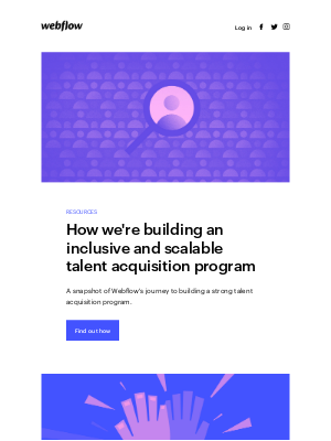 ✨ How we're building an inclusive talent acquisition program