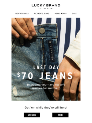 All. About. Denim.