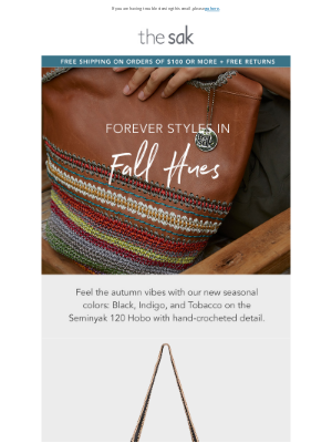 Fall Preview: Shop Leather Bags