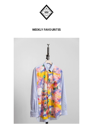 Nomad - Weekly Favourites
