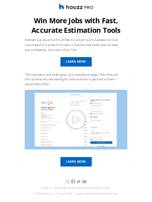 The future of construction estimation is here