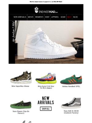 Shop Air Jordan 1 Mid + More New Arrivals!