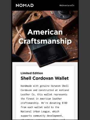 Limited Edition | Shell Cordovan Wallets