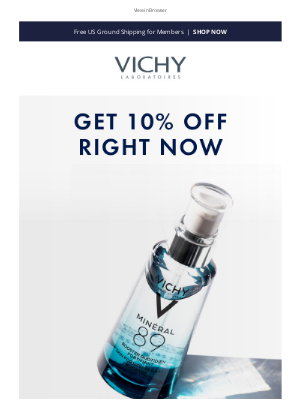 Vichy - Become an Insider!