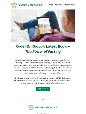 Global Healing Center - UNLOCK the secret to weight loss & self-healing 🔑
