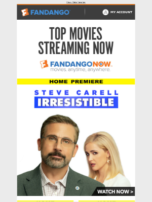 Top Movies Streaming Now