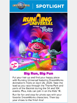 A Special Event Featuring DreamWorks Animation's Trolls!