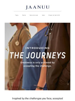 Jaanuu - Introducing: The Journeys