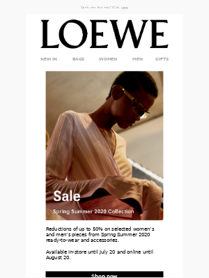 Ends soon | Sale SS20